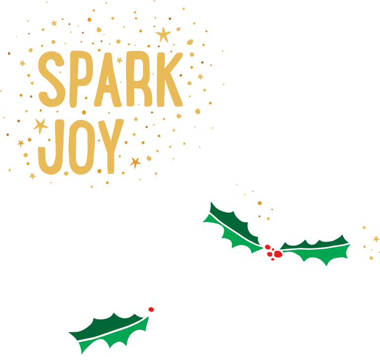Spark Joy This Christmas